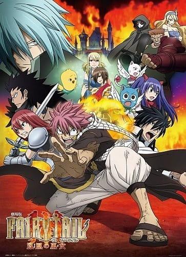 Fairy Tail Movie 1: Houou no Miko