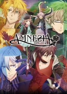 Cover art of the Amnesia anime