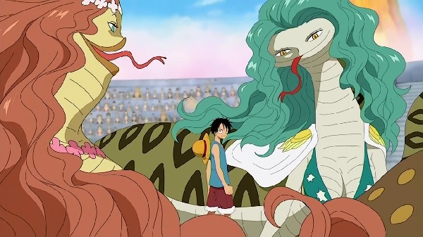 King neptune watches in shock over the sight of the giant ship noah as fukaboshi asks whats so important about a relic of the past, but the king replies that the ship must not be damaged no matter what. The 3 Different Types Of One Piece Haki Myanimelist Net