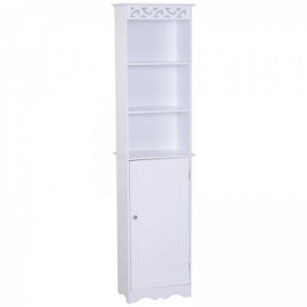 meuble colonne de salle de bain coloss blanc mycocooning