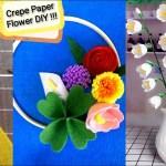 Wedding Diy Hula Hoop Flower Wreath 4 Creative Flower Finger Ring Ideas Homemade 5 Minutes
