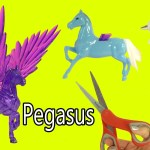 Diy Breyer Horse Crazy Suncatcher Stablemates Pegasus Custom Do It Yourself