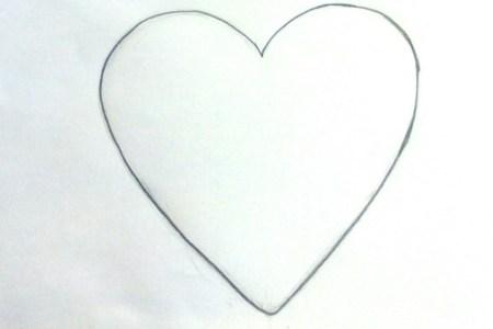 dibujos de lapiz de corazones » Full HD MAPS Locations - Another ...