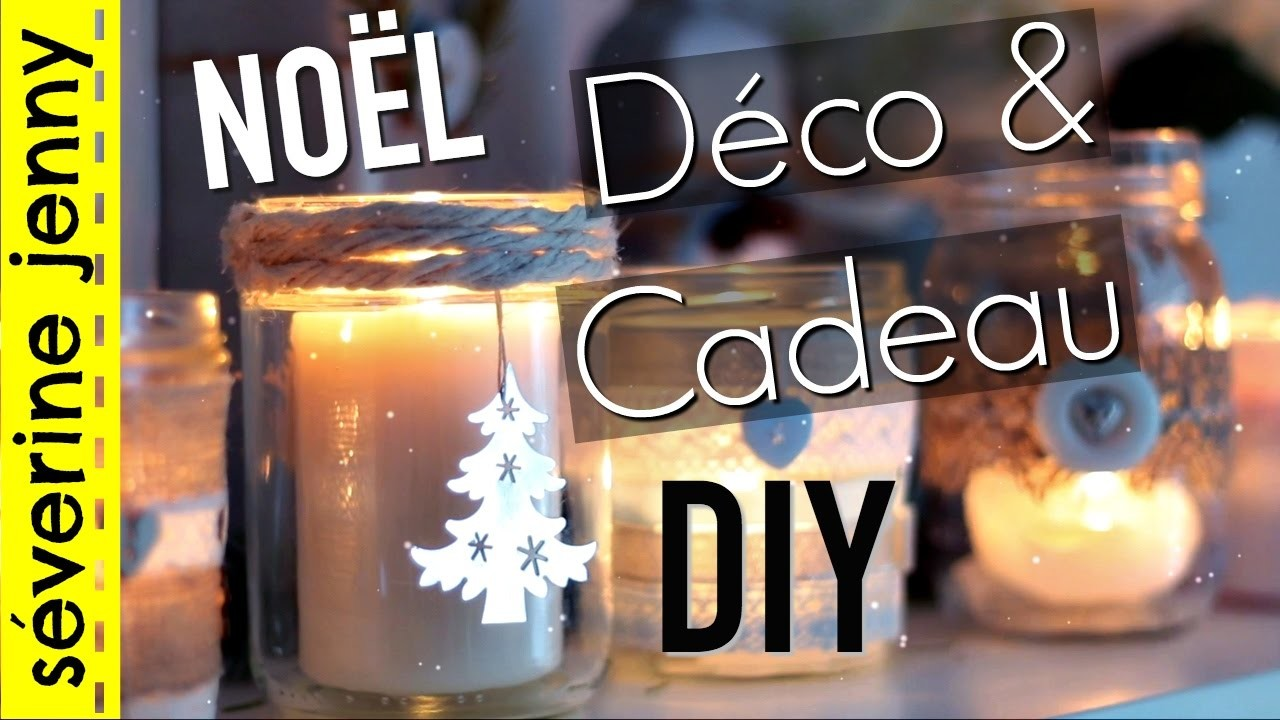 DIY De Nol Ide Cadeau Dco Facile Franais