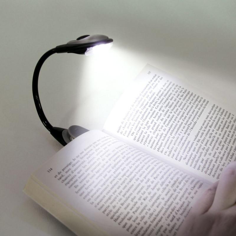 lampe de lecture a pince