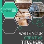 Kitchen Design Consultants Flyer Template Mycreativeshop