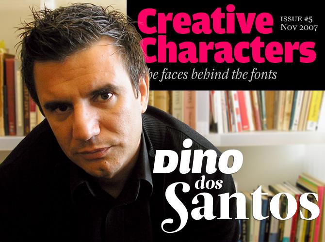 Dino dos Santos (Entrevista Creative Caracters)