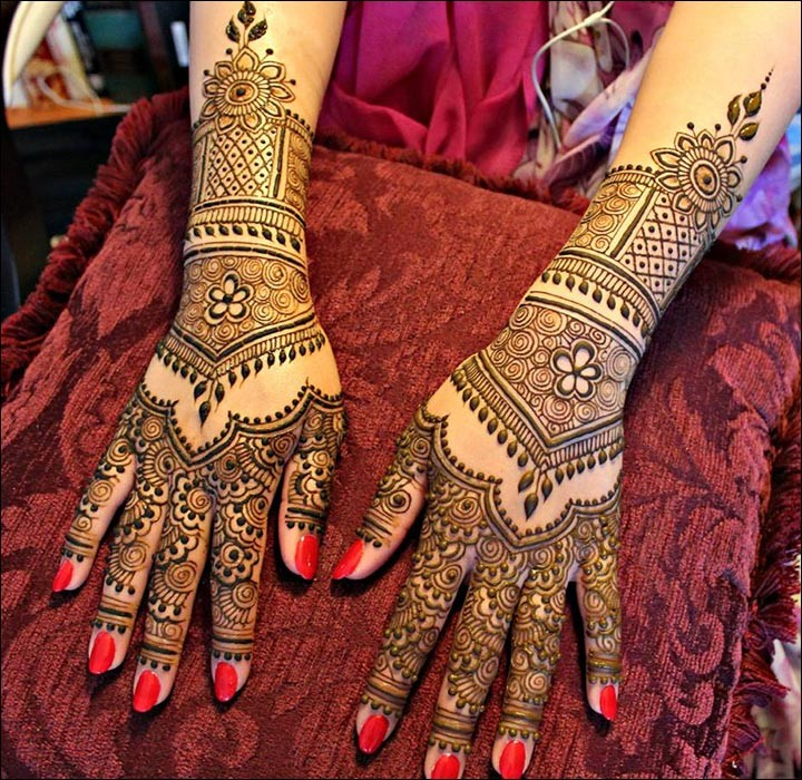 India is not the only country that has a very diverse range of mehndi designs for young. Full Back Hand Mehndi Design For Wedding Full Hd Wallpaper Photo Images