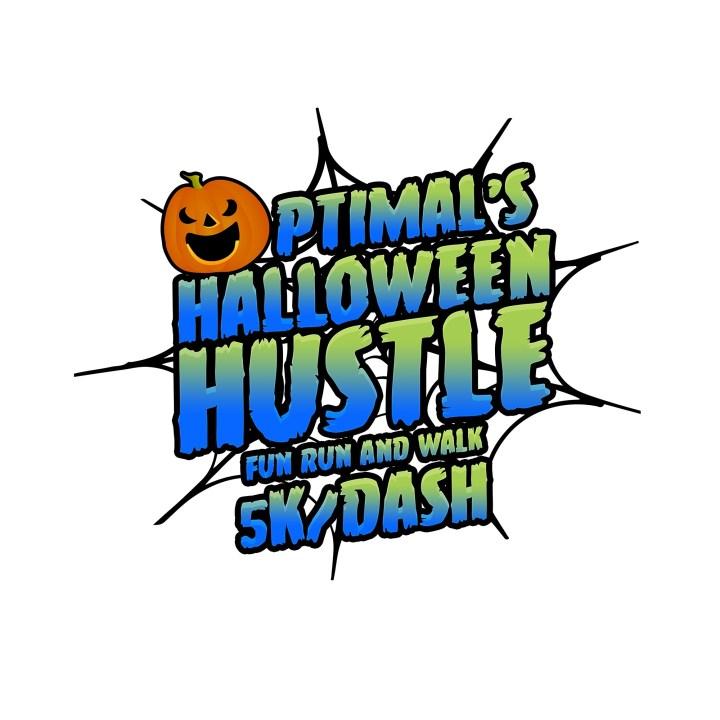 optimal health medical fitness halloween hustle 5k and kids 100 yard