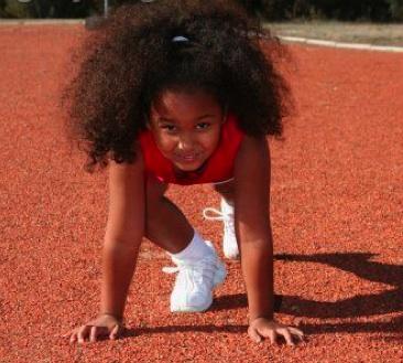 black-girl-running-track
