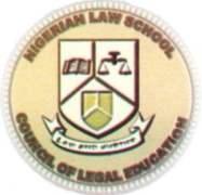 Nigerian Law School form