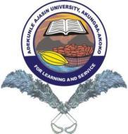 AAUA pre-degree admission list