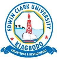 edwin clark university - Edwin Clark University Post UTME Form 2019/2020