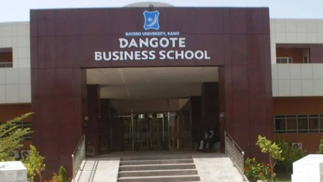 BUK Dangote Business School Registration Procedure