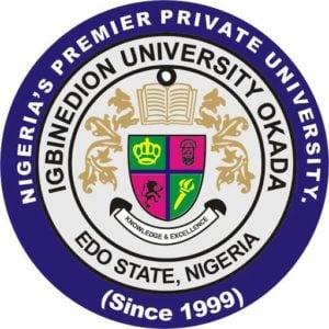 Igbinedion University Post UTME Form
