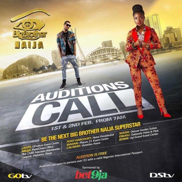 Big Brother Naija (BBNaija) Application 2019