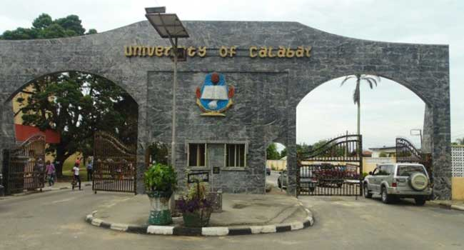 UNICAL pre-degree form