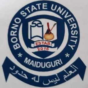 Borno State University Post UTME Form