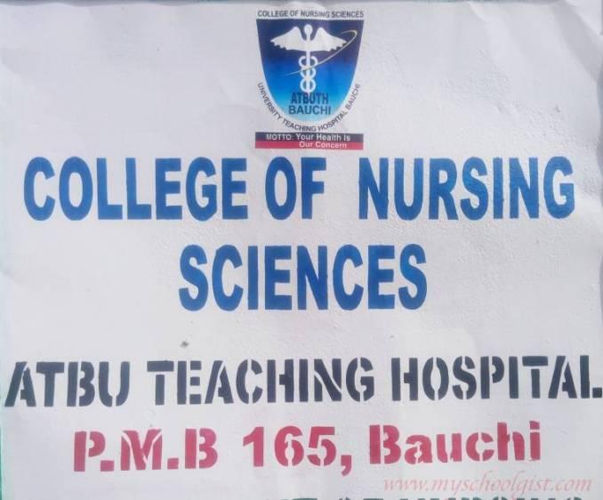 College of Nursing Sciences ATBU Teaching Hospital Admission List
