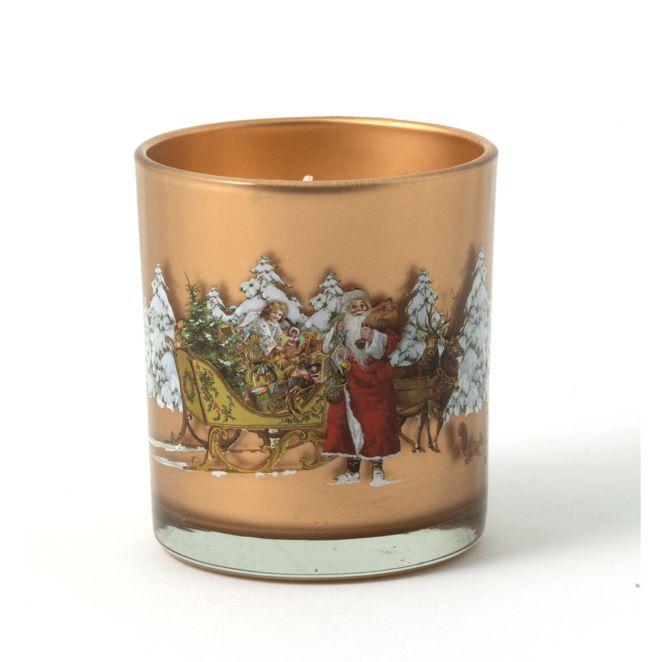 Svíčka s motivem sáněk, kolekce Winter Specials - Villeroy & Boch