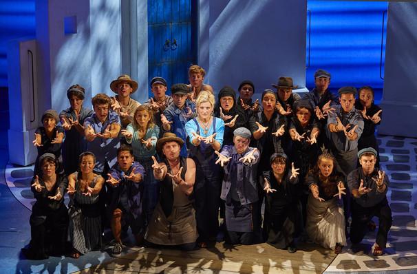 Mamma Mia Novello Theatre London Tickets