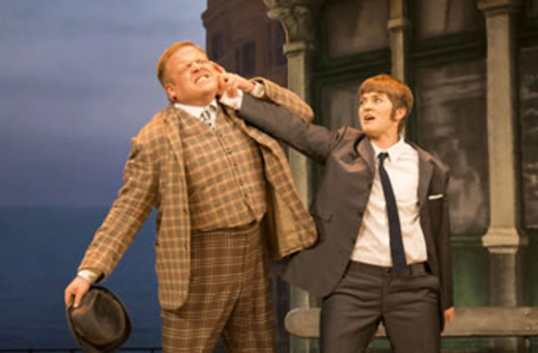 One Man Two Guvnors Theatre Royal Haymarket London