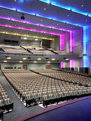Ovens Auditorium Seating Reviews Brokeasshome Com