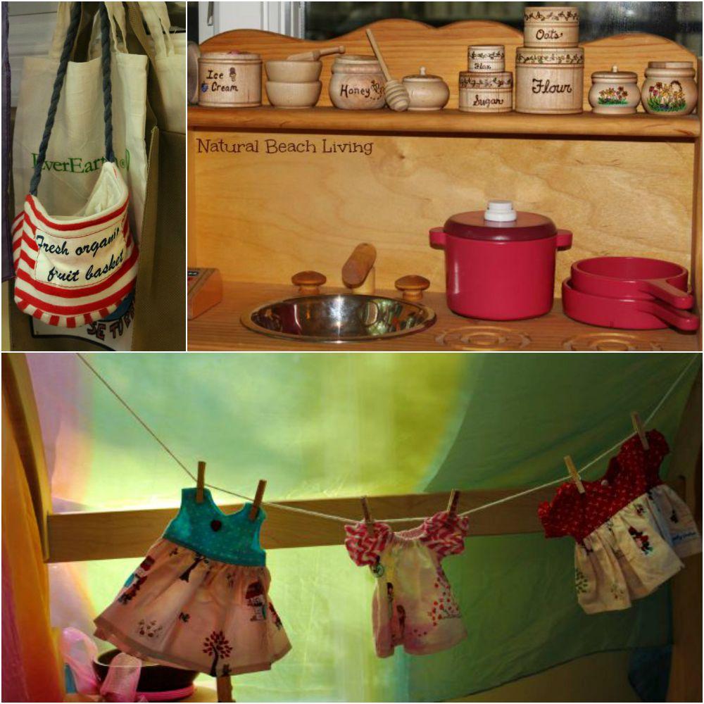 Montessori Amp Waldorf Inspired Homeschool Room Natural
