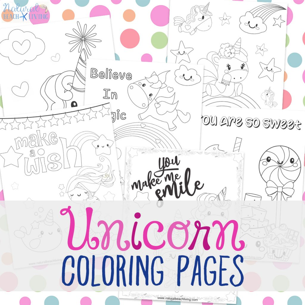 70 Unicorn Activities Crafts Printables And Party Ideas