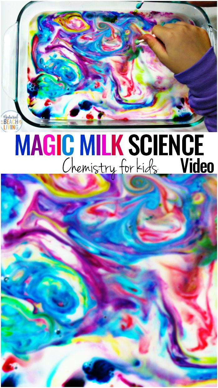 Fair Science Soda And Baking Milk