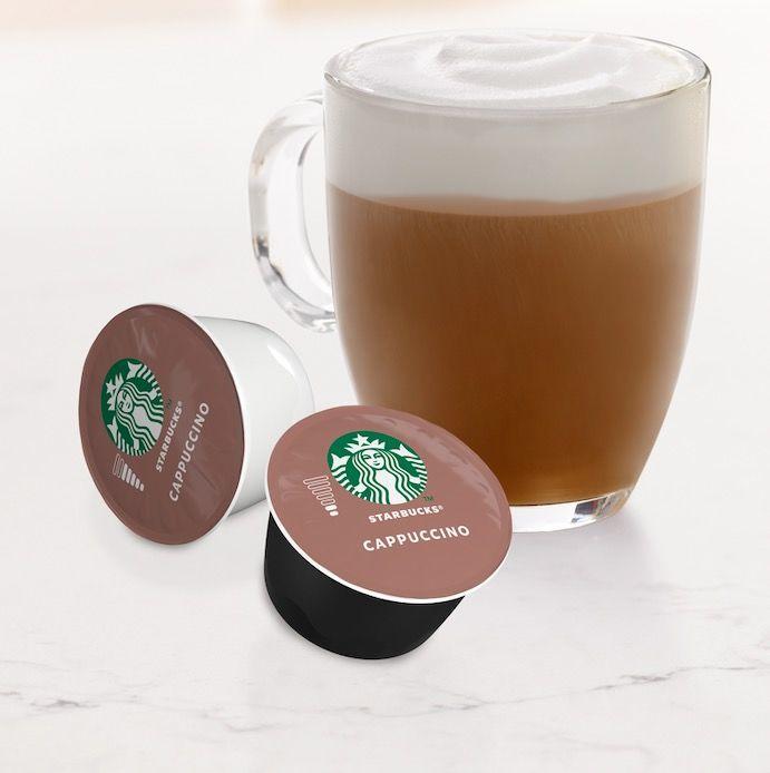 Starbucks Cappucino (12ks) kapsulový nápoj   Nay.sk