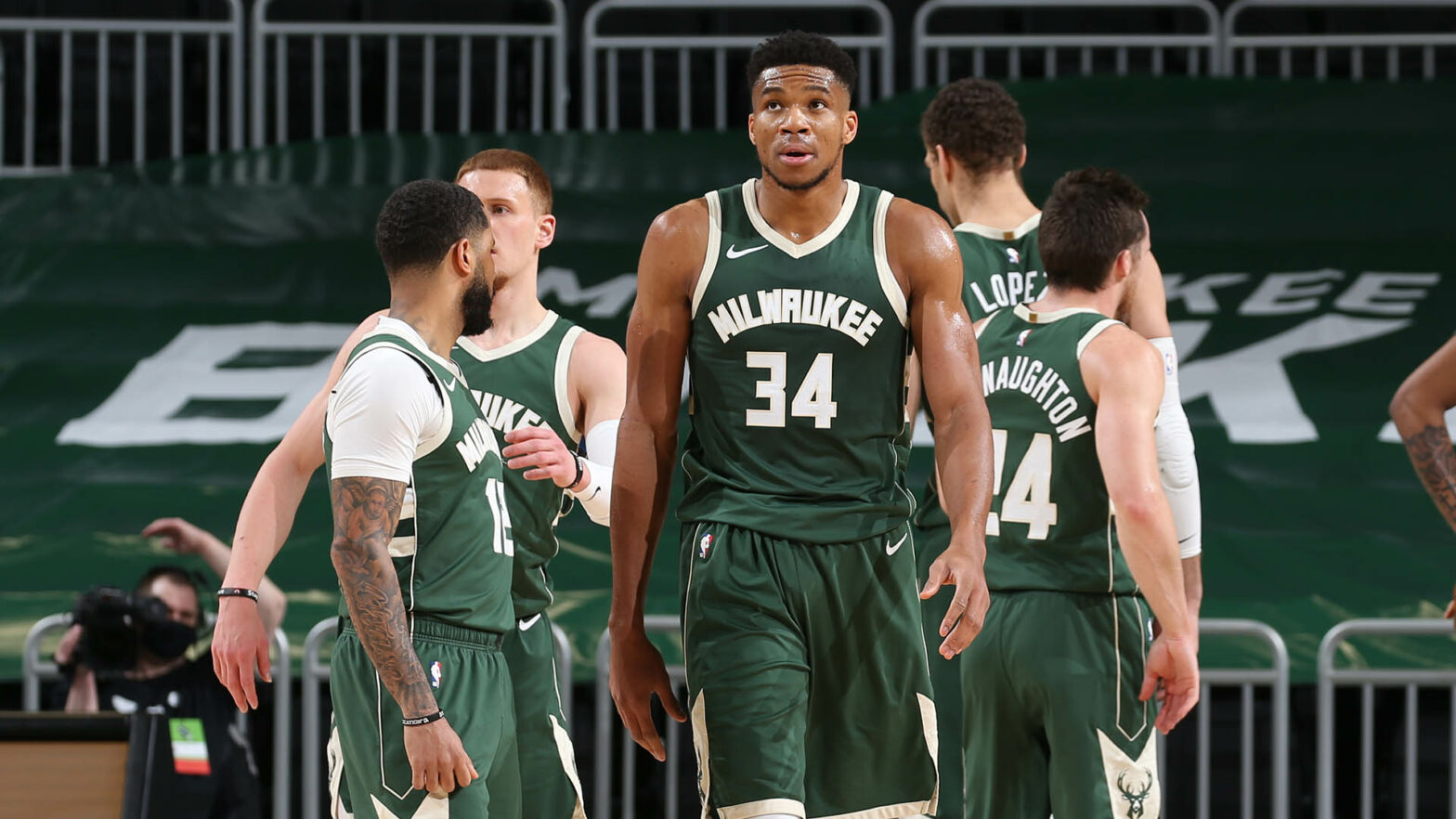 2021 Midseason Report: Milwaukee Bucks