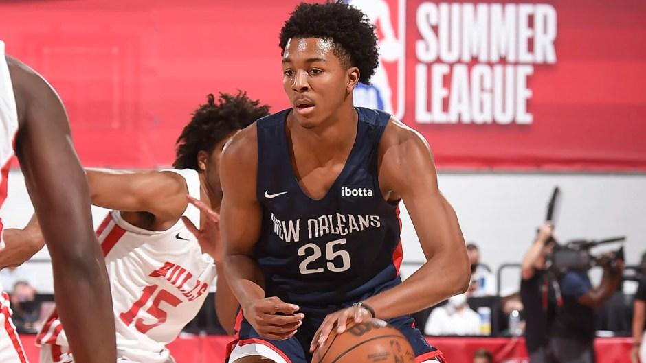 Las Vegas Summer League: Trey Murphy dazzles in win vs. Bulls | NBA.com
