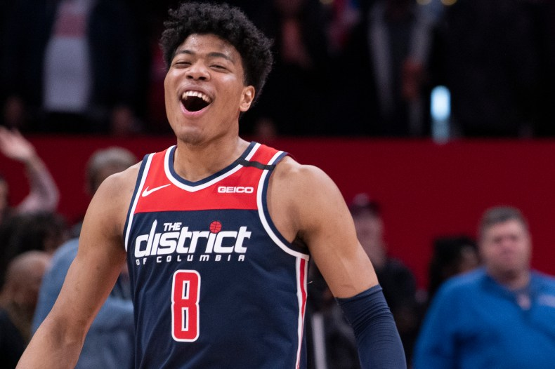 Kia Rookie Ladder: Rui Hachimura picks up where he left off | NBA.com