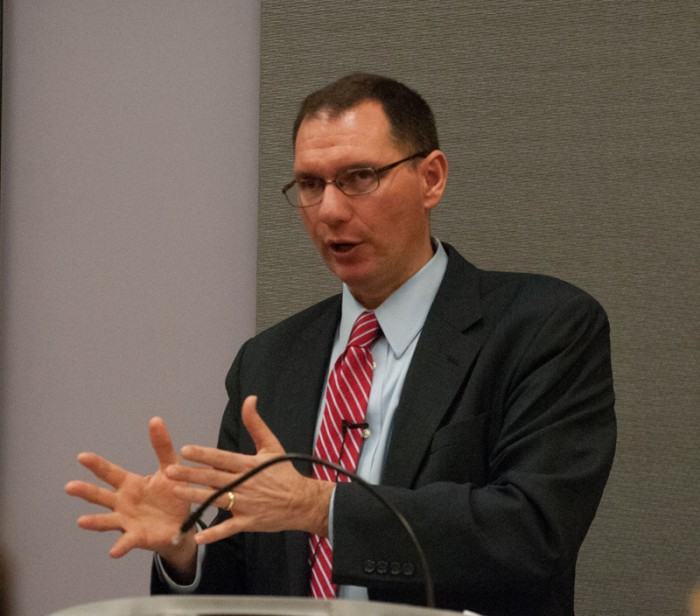 Drew Buscareno_Ethics Week Lecture_20140211_Jodi Lo
