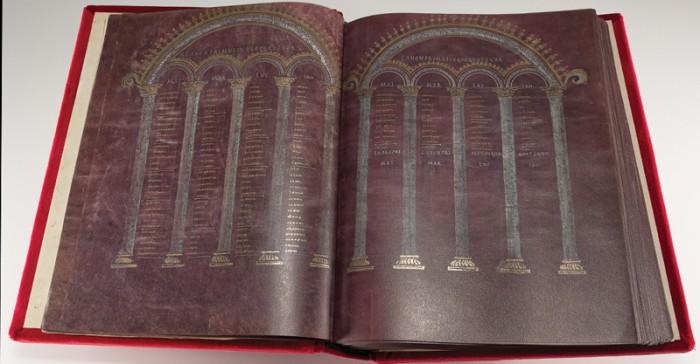 Krönungsevangeliar des Heiligen Römischen Reiches