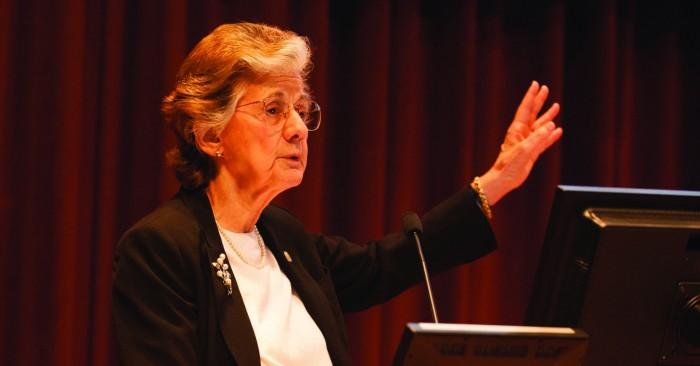 NEW Cholera Lecture, 20140319, by Jodi Lo, in Debartolo