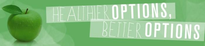 healthier options WEB