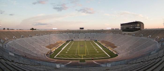 20140903, 20140903, Football, Insider, Notre Dame Football Stadium, Wei Lin