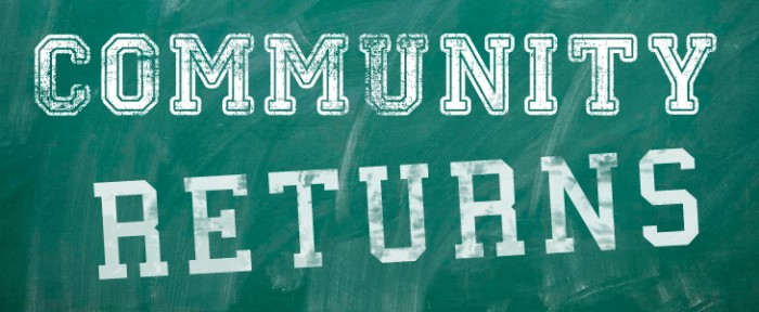 Community Returns