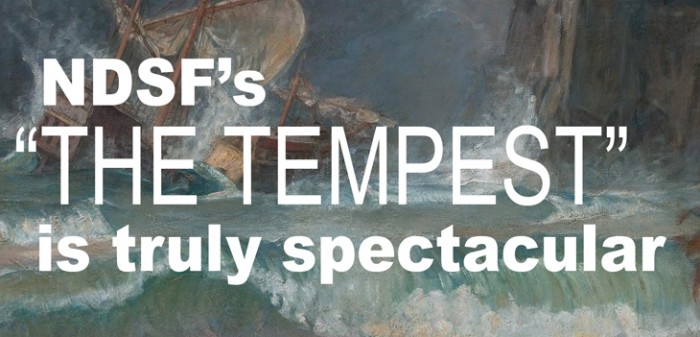 NDSF The Tempest web