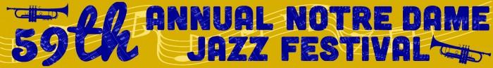 jazz festival banner