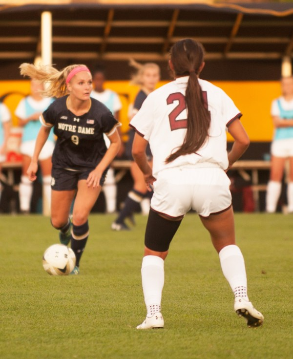 Notre Dame follows Virginia draw with win over Syracuse ...