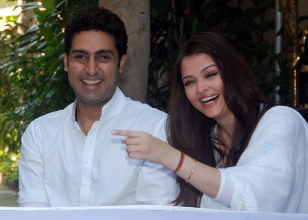 Aishwarya Rai and Abhishek Bachchan celebrate sixth wedding anniversary