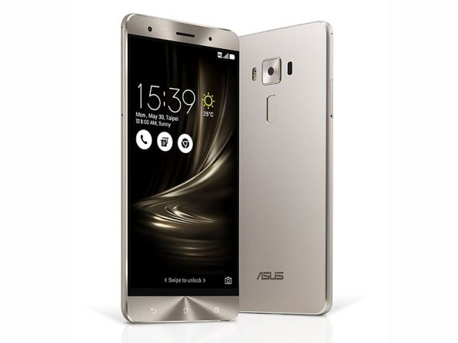 Asus ZenFone 3 Deluxe Snapdragon 821 Variant Launched: Price, Specifications
