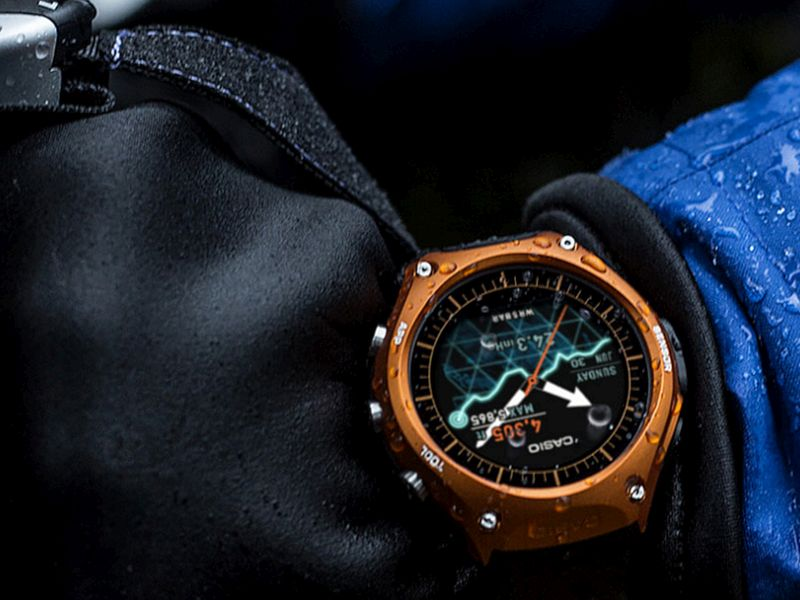 Casio Smart Outdoor Watch to Be Available From March 25