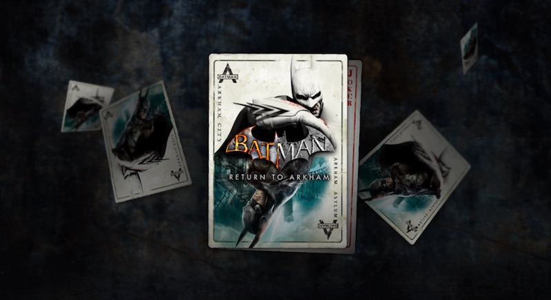 Resultado de imagem para Batman: Return to Arkham
