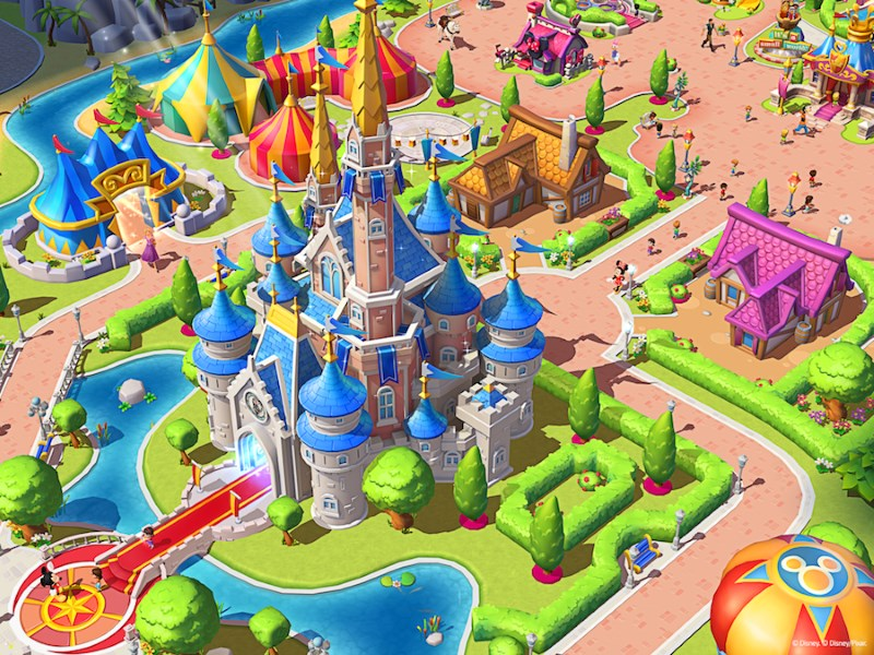 Disney Magic Kingdoms Arrives on Android, iOS, and Windows Phone