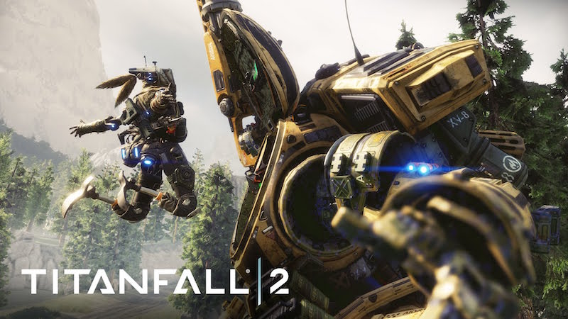 Titanfall 2 Developer Explains Why It's Slower Than the First Game