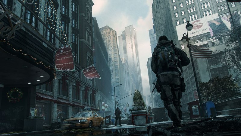 The Division Breaks Ubisoft's Day 1 Sales Records